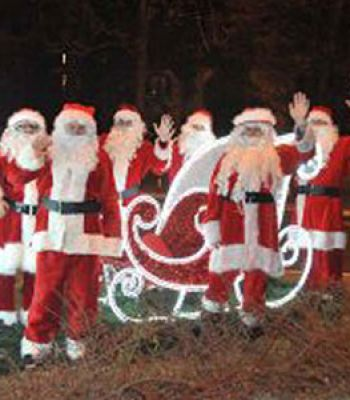 """DEDA MRAZOV IZAZOV"" - šou program Deda Mraza"