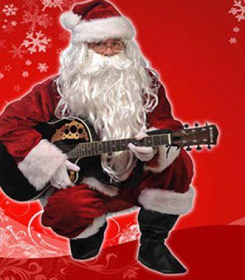Muzički Deda Mraz u kući ili firmi kod vas