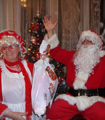 Baka Mraza/ Dobra Vila i Deda Mraz (do dvadesetoro dece)